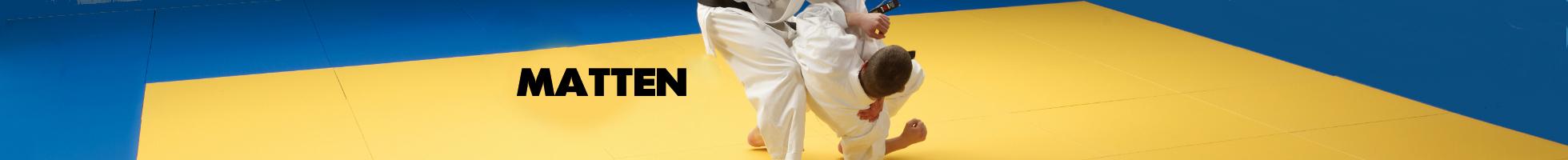 MMA matten