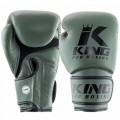 King Pro Boxing Gloves Star Mesh - Green