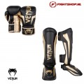 Venum Elite Kickboksset – Black/Gold