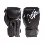 Joya ''Thailand'' Pro (kick)Boxing Gloves - Dark Brown