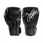 Joya ''Thailand'' Pro (kick)Boxing Gloves - Black