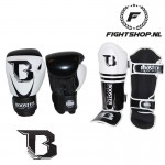 Booster Pro Siam Set black/white
