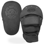 "Joya Focus Pad Thai Model ""Fight Fast"" leather – Black"
