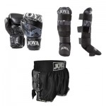 Joya (Kick)boks Set - Black Camo