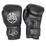 Leo Gel Pro Gloves Leather