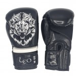 Leo Osaka Gloves - Black