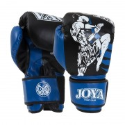 Joya ''Junior Fighter'' Kickboxing Gloves - Blue