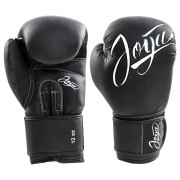 Joya Woman (kick)Boxing Gloves PU – Black/White