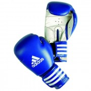 Adidas training boxing gloves - Blauw/Wit