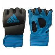 Adidas Grappling training Glove Zwart/Blauw