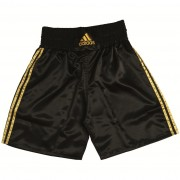 """Multi"" Boxing Short Black/Golden"