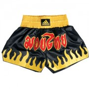 "Adidas Thai boxing short ""Fire"""