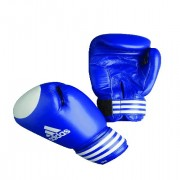 Adidas AIBA approved boxing gloves – Blauw