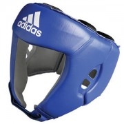 Adidas AIBA approved headguard – Blauw