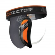 ShockDoctor Ultra Supporter met Ultra Pro Carbon Flex Cup