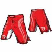 "Booster ""PRO""  MMA Broek – Rood"