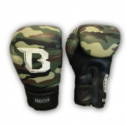 "Booster ""BG Youth""  Kinder (Kick)Bokshandschoenen - Camo"