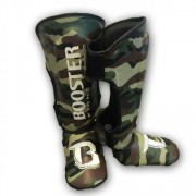 "Booster ""SG Youth"" Kinder Scheenbeschermers - Camo"