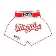 Booster Thai en Kickboxing Broek – Wit