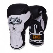 "Danger ""Ultimate Fighter"" Bokshandschoenen - Black/White"