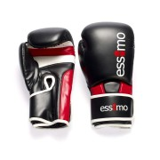 Essimo Pro Fight Boxing Gloves met Wrist Lock System