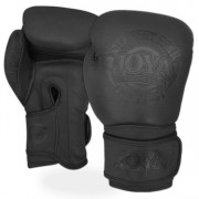 Joya (kick)Boxing Gloves ''Fight Fast'' Leather - Black