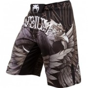 Venum Black Eagle FEDOR Signature Fight shorts - Black