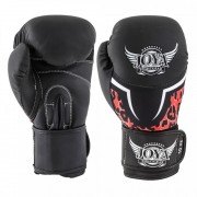 Joya Woman (kick)Boxing Gloves PU – Leopard
