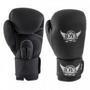 Joya Woman (kick)Boxing Gloves PU – Black