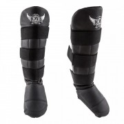 Joya Woman Woman Shinguards - Black