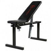 Marcy Adjustable Flat Bench