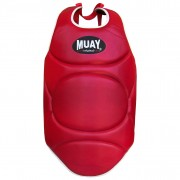 Muay Body Protector - Rood