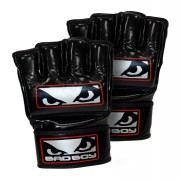 Bad Boy Training Series MMA Open Palm Gloves