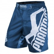 "Phantom Athletics Fightshort ""STORM Warfare"" – Navy Camo"