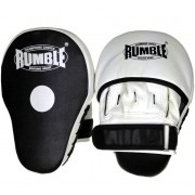 "Rumble ""Ready"" Curved Handpads PU"