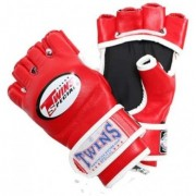 Twins Free Fight handschoen GGL-6 – Rood