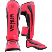 "Venum ""Elite"" Shinguards - Roze"