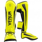 "Venum ""Elite"" Shinguards - Geel"