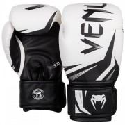 Venum ''Challenger 3.0'' Boxing Gloves - White/Black