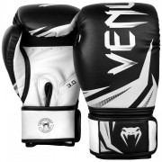 Venum ''Challenger 3.0'' Boxing Gloves - Black/White