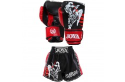 Joya ''Junior Fighter'' Kickbox Set - Red