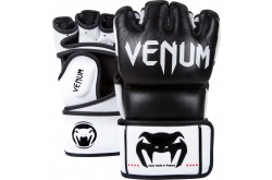 "Venum ""Undisputed"" MMA Gloves – Zwart"