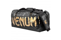 Venum ''Sparring Sport Bag - Camo/Gold