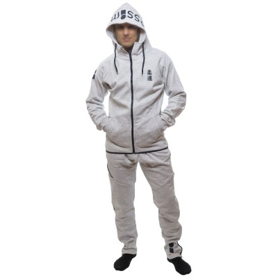 Essimo Jogging Suit Oat Meal - Hoody/Sweatpants